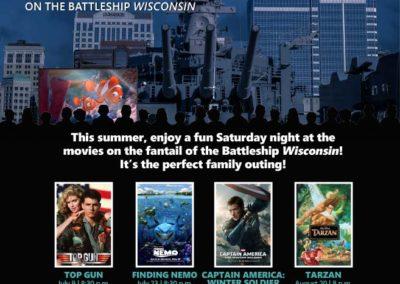 Fantail Film Festival Poster
