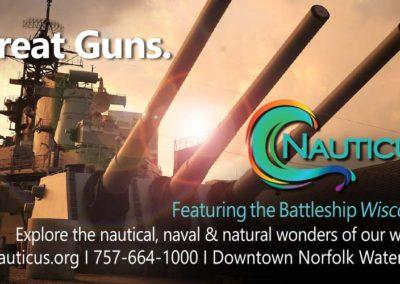 """Great Guns."" Campaign Ad"