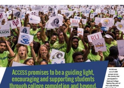 Access College Foundation - Thank You Campaign Ad