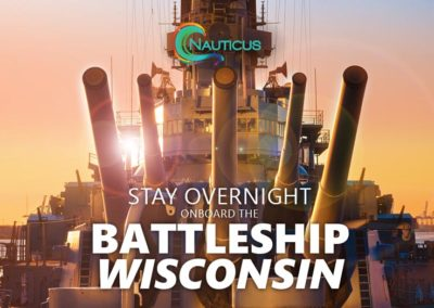 Battleship Overnights - Facebook Ad Campaign