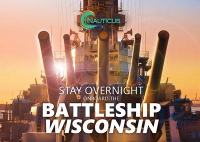 Battleship Overnights - Facebook Ad Campaign
